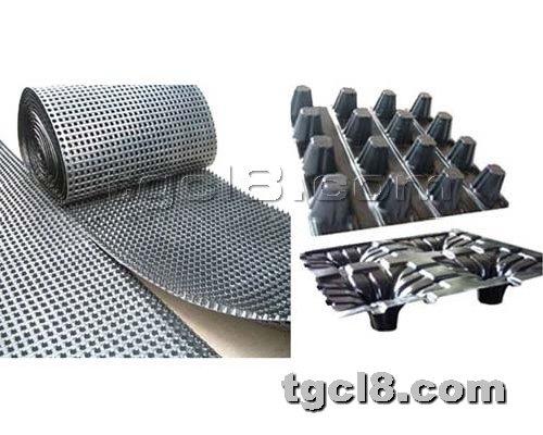 土工材料网提供生产聚苯乙烯排水板厂家