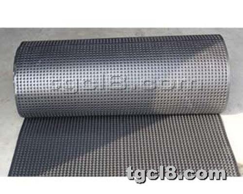 土工材料网提供生产双向高聚酯经编土工格栅厂家
