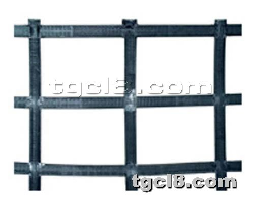 土工材料网提供生产钢塑(拉筋带)格栅